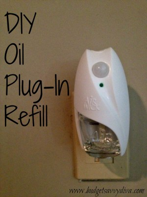 How to Make Homemade Scented Oil PlugIn Refills | Budget