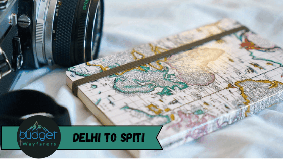 How to reach Spiti from Delhi