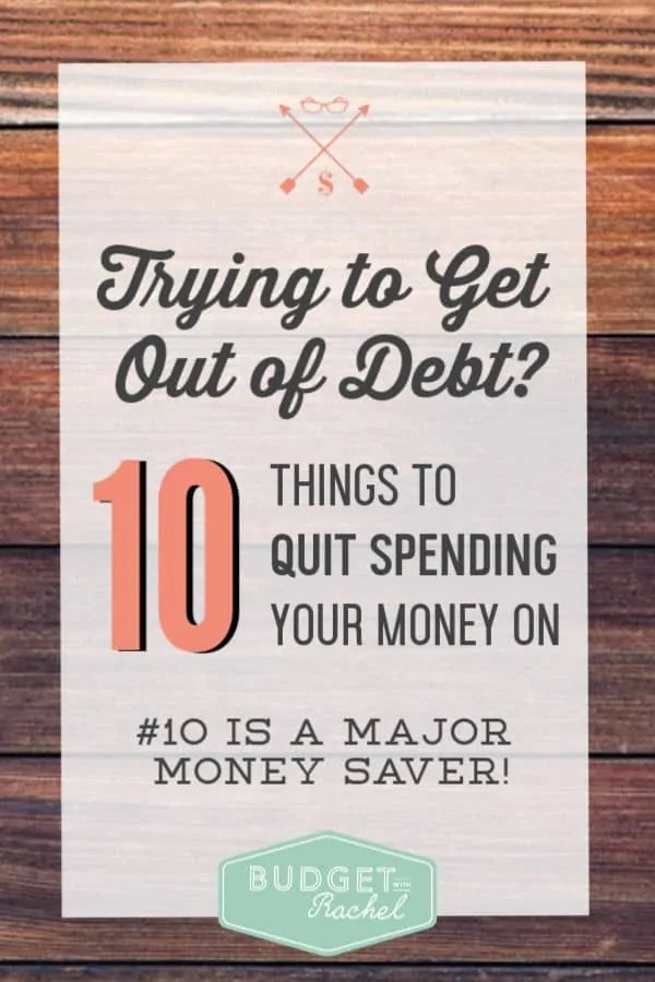 10 Things to stop buying to save money | helpful money saving tips | money saving tips for beginners | money saving tips | paying off debt | debt payoff strategy | debt free #moneysavingtips #debtfree #debtpayoff #financetips #frugalliving