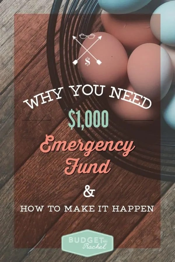 Learn how & why you should have an emergency fund in place | emergency fund setup | financial security | budget | #emergency #moneysavingtips #budgeting