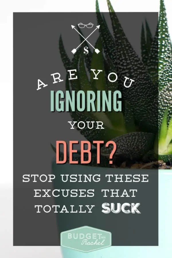 Stop using these excuses to avoid debt payoff | start paying off your debt when you stop using these excuses | becoming debt free | debt payoff | debt free | personal finance | achieve financial freedom when you stop using these excuses | finance tips | debt payoff tips #debt #debtfree #debtpayoff #personalfinance #financetips