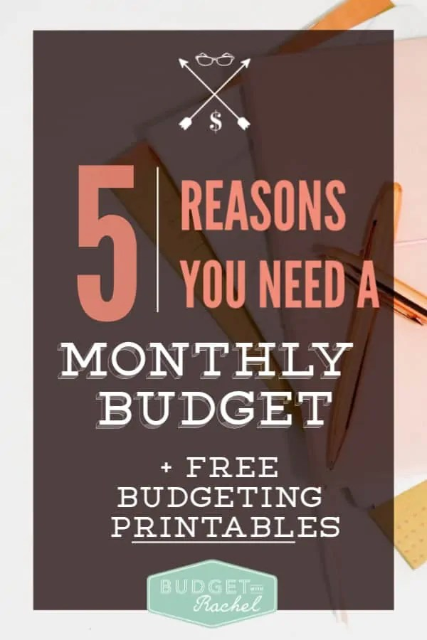 Why you need a monthly budget | budgeting every month is a must if you want to be successful with your finances | money management tips | finance tips | personal finance | budgeting monthly | budgeting for beginners | budget tips | free printables #budget #budgettips #freeprintables #moneymanagementtips #financetips