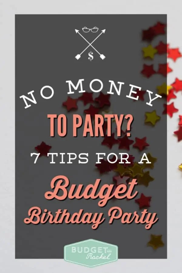 How to have a birthday party on a budget | how to save money on birthday parties | save money on birthday party | birthday party save money tips | what to do when you are broke and need a birthday party | birthday party | save money tips | save money ideas | budget | budget party | mom on a budget #birthday #party #moneysaving #savemoney #freeprintables