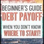 I was struggling with how to begin our debt payoff journey. Thanks to these debt payoff tips, I was able to put together a debt snowball plan, and start paying off debt super fast! These helpful debt payoff tips are so true! Tip #5 has been so pivotal in our financial freedom journey. Without this, we would have given up from the start. If you need help with debt payoff, this is it!