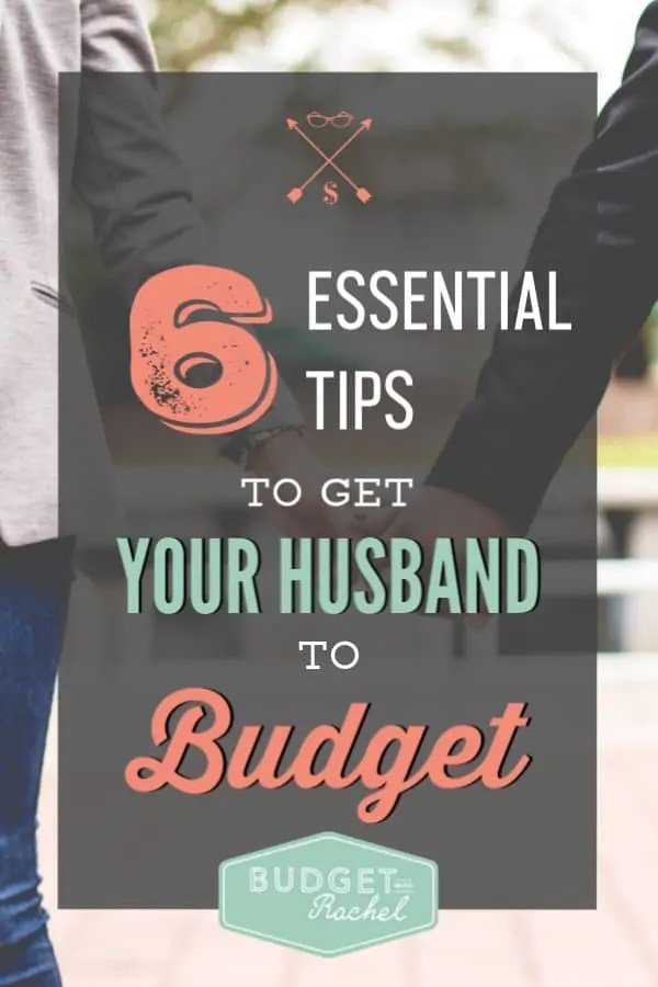 How to get your husband to budget if he is resistant | how to change your husband's opinion of budgeting | tips to get your husband to budget | budgeting for beginners | budgeting tips | get your husband to budget with you | budgeting for couples | budget for couples #budgettips #budget #moneymanagementtips #freeprintables