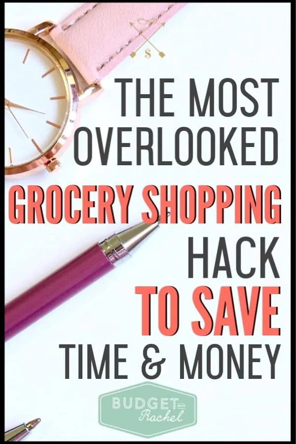 If you are looking for the easiest and most obvious way to save money on groceries, this is it! I cut my grocery budget in half and took back hours of my time. This will change how you approach grocery shopping forever. Take back your time! #groceries #savemoney #moneysavingtips #freeprintables
