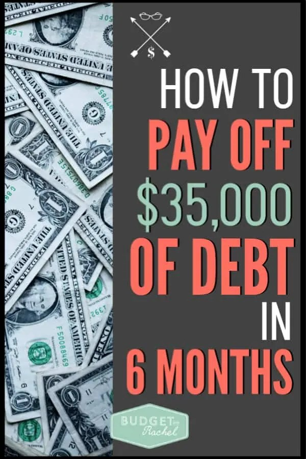 If you are struggling with debt payoff, use these helpful debt payoff tips to start paying off debt today! It is totally possible to become debt free no matter how much debt you have. Start your journey to financial freedom right now! #debtfree #debtpayoff #financialfreedom #freeprintables