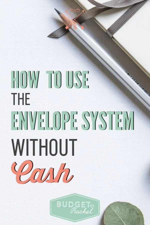 How to use the cash envelope system without cash | cashless envelope system | beginner's guide to the cash envelope system without cash | diy envelope system | personal finance | finance tips | envelope system | cash envelopes | dave ramsey | budgeting tips | budgeting for beginners | debt payoff #budget #debtpayoff #envelopesystem #diy #personalfinance