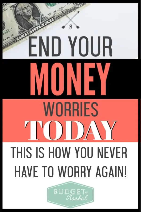 If you have been struggling living paycheck to paycheck, this will end all of your stress. This one change made all the difference for my family and set us on a path to attaining freedom from money stress. #budget #budgettips #paycheck