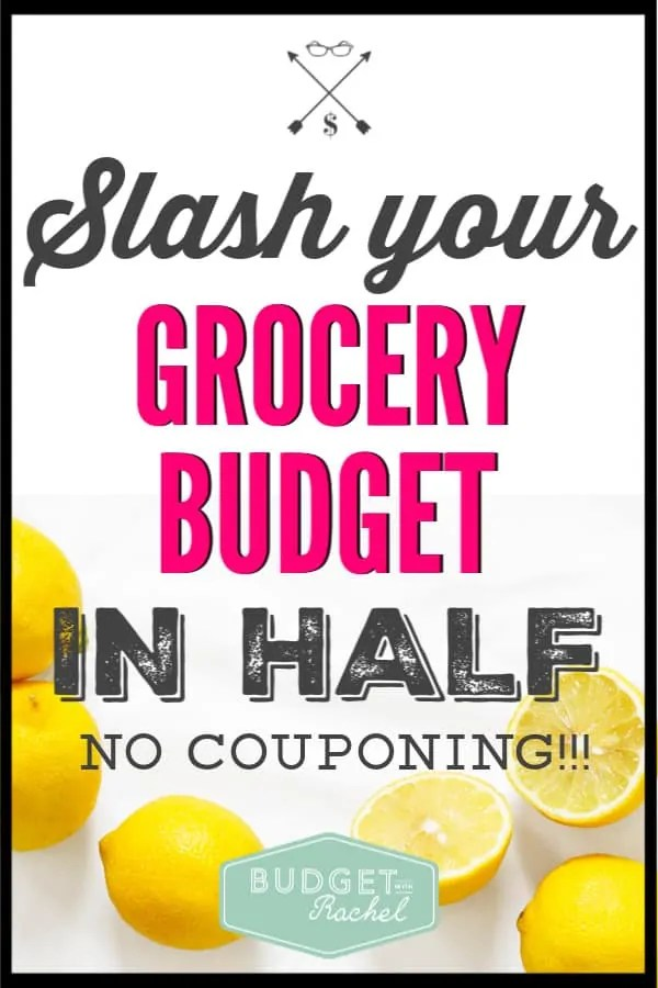 I was looking for ways to save money on groceries and save money in our food budget in general. These tips are amazing! I have started using them and seriously cut my grocery costs in half. It's been amazing. Now I can save money on food to use on more important things like debt payoff and saving for vacations. These money saving tips are it!
