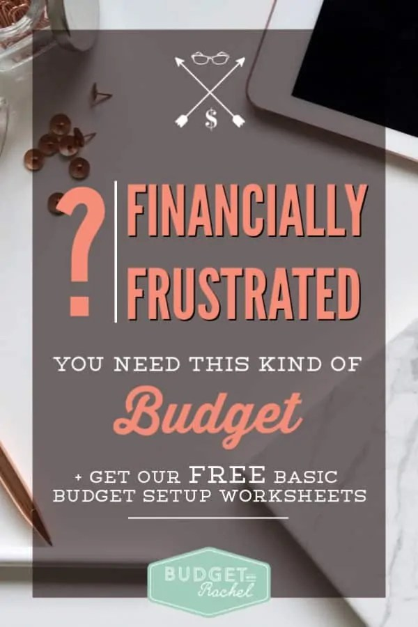 The best budget is a zero-based budget | why zero-based budgets work | budgeting for beginners | budgeting tips #budgeting #budgets #budgetworksheet #daveramsey