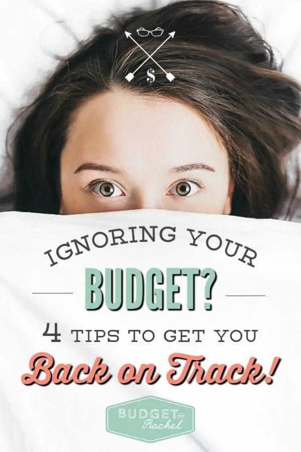 It can be really hard to stick to a budget, so what do you do when you fall off the budgeting bandwagon? | 4 tips to fix it when you have fallen off the budgeting bandwagon | Need help getting remotivated to budget? Check out these 4 tips | budgeting for beginners | budgeting tips | money management tips | personal finance #budget #budgettips #money #financetips #motivation