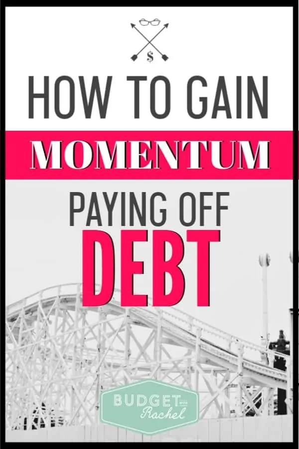 Paying off debt can seem totally impossible. This debt payoff plan changed everything for me. I no longer felt stuck and was actually able to pay off debt and work on becoming debt free. Financial freedom is not far away thanks to these simple steps! #debtfree #debtpayoff #financialfreedom