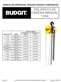 Old Budgit Hoist Wiring Diagram : 31 Wiring Diagram Images