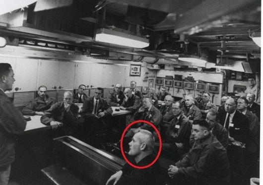 Извънземният, който е работил за САЩ
