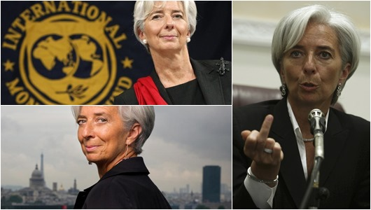 Финансовият тероризъм на Европейския съюз и МВФ