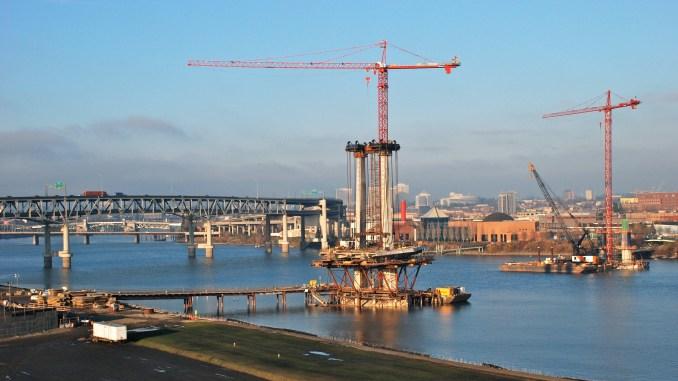 most w trakcie budowy