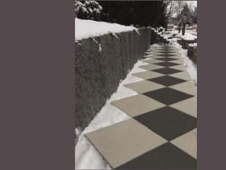 Jak dbać o nawierzchnie betonowe w czasie zimy