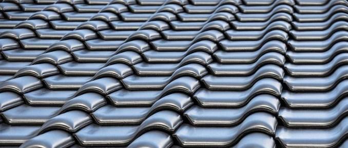 pokrycie dachowe wykonane z dachówki ceramicznej