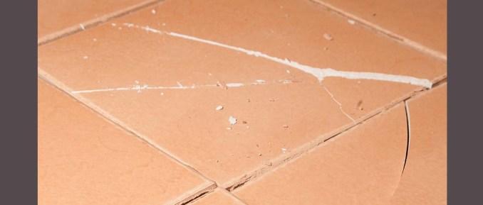 Naprawa powierzchni z płytek ceramicznych