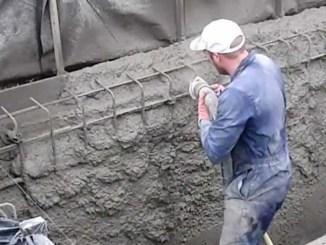 beton natryskowy
