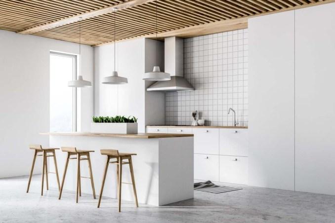 Jakie płytki pasują do białej kuchni