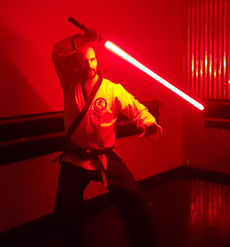Eight reasons to train in Lightsaber Combat (even if you don't agree it's a real martial art)