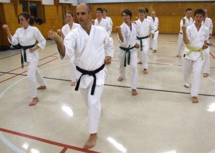 Kata Karate Dartmouth - Halifax