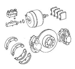 Bud's Benz : Catalog : 350 380 450 560 SL