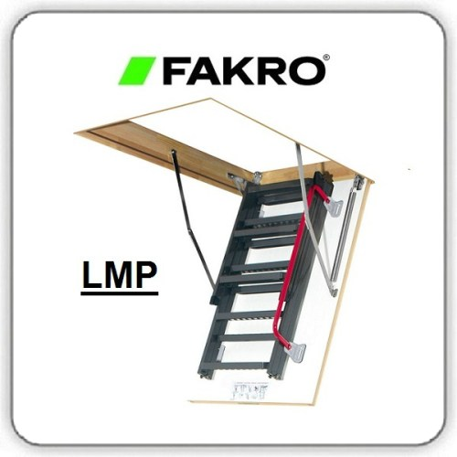 Чердачная лестница FAKRO LMP - Будсервис