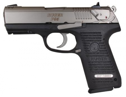 Ruger P95d 9mm Stainless Decocker 15 Round 336 00