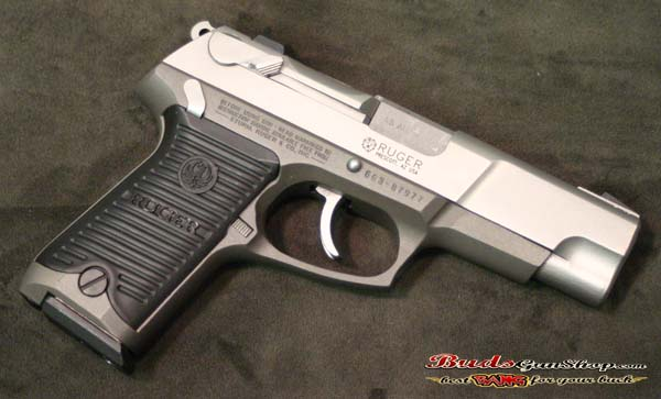 Used Ruger P90 45acp Stainless 321 00