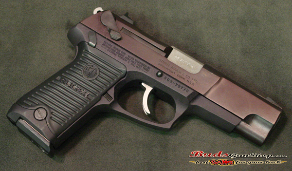 Used Ruger P90 45 Blue 294 00