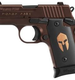 sig sauer 238380sparta p238 spartan single 380 automatic colt pistol acp 2 7  [ 1000 x 846 Pixel ]
