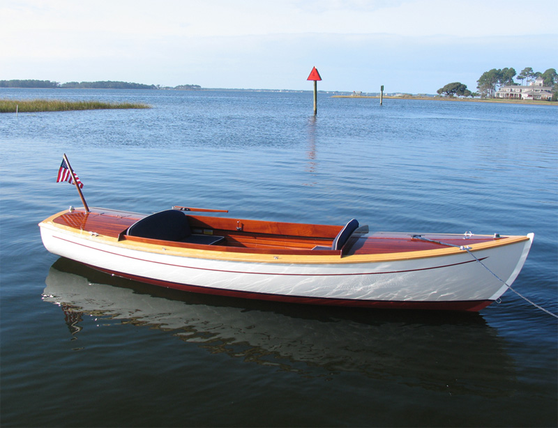 Electric Boats Amp Yacht Tenders By Budsin Wood Craft
