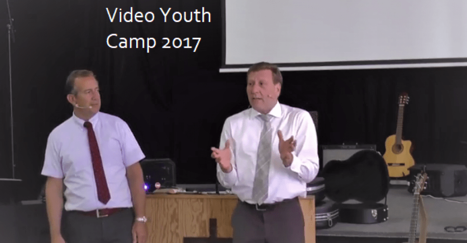 Video youth camp 2017