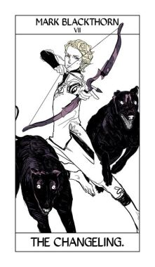 TarotkarteVII-Mark-Blackthorn