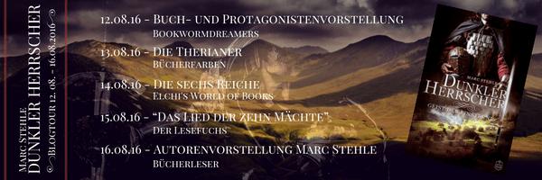 Banner Dunkler Herrscher