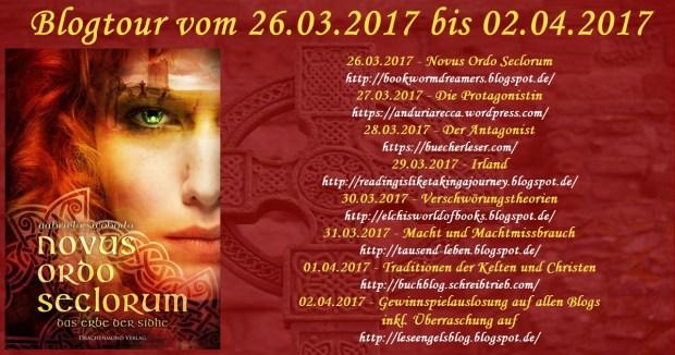 Novus Ordo Seclorum Banner