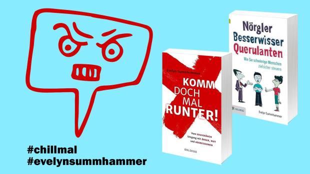 Blogtour Nörgler, Besserwisser, Querulanten