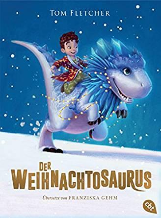 Tom Fletcher Weihnachtssaurus