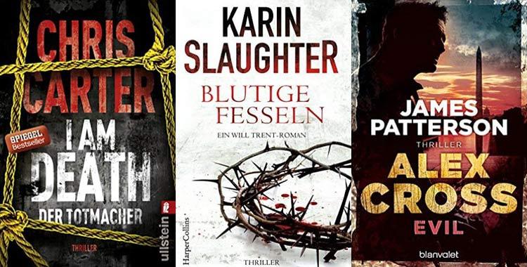 Krimis und Thriller bei Bücherserien.de