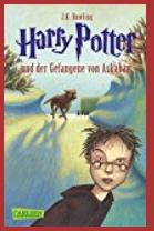 Das Cover von Harry Potter und der Gefangene von Askaban