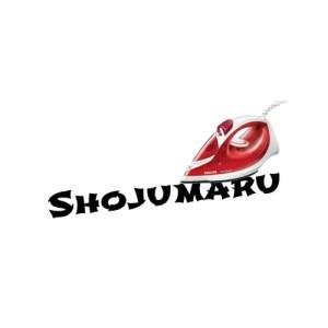 """Wunschtext """"Shojumaru"""" als Bügelschrift"""