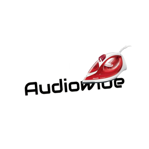 """Wunschtext """"Audiowide"""" als Bügelschrift"""