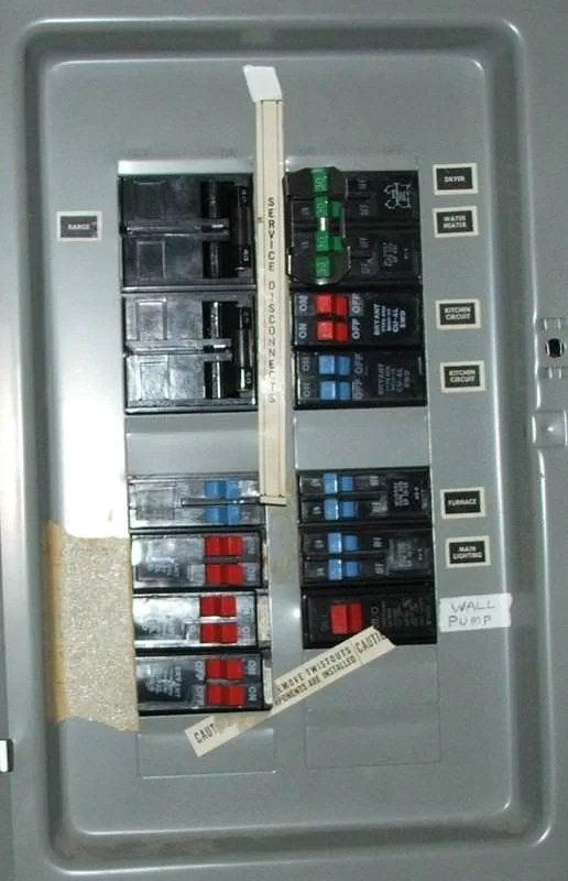 110v Breaker Wiring Diagram Split Bus Electrical Panels No Main Breaker Charles