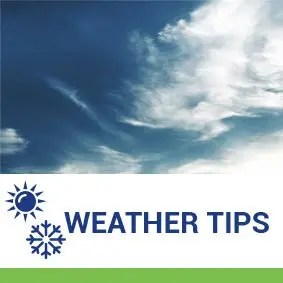 Weather Tips