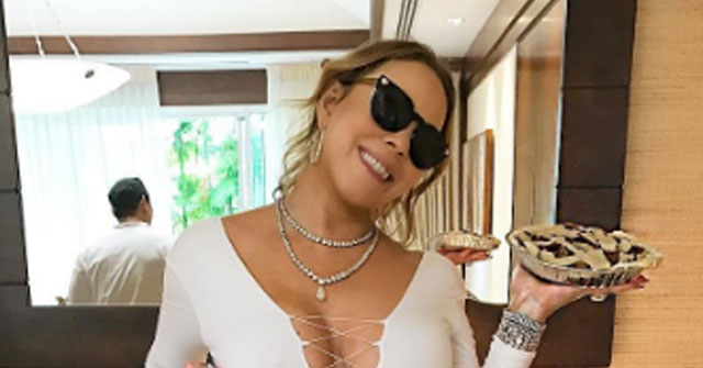 Mariah Carey es criticada en Instagram por usar photoshop de más