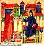 Miniatura de la Edad Media