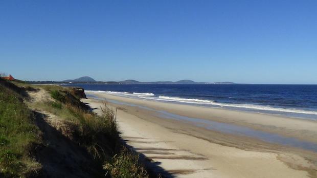 playa cuchilla alta uruguai